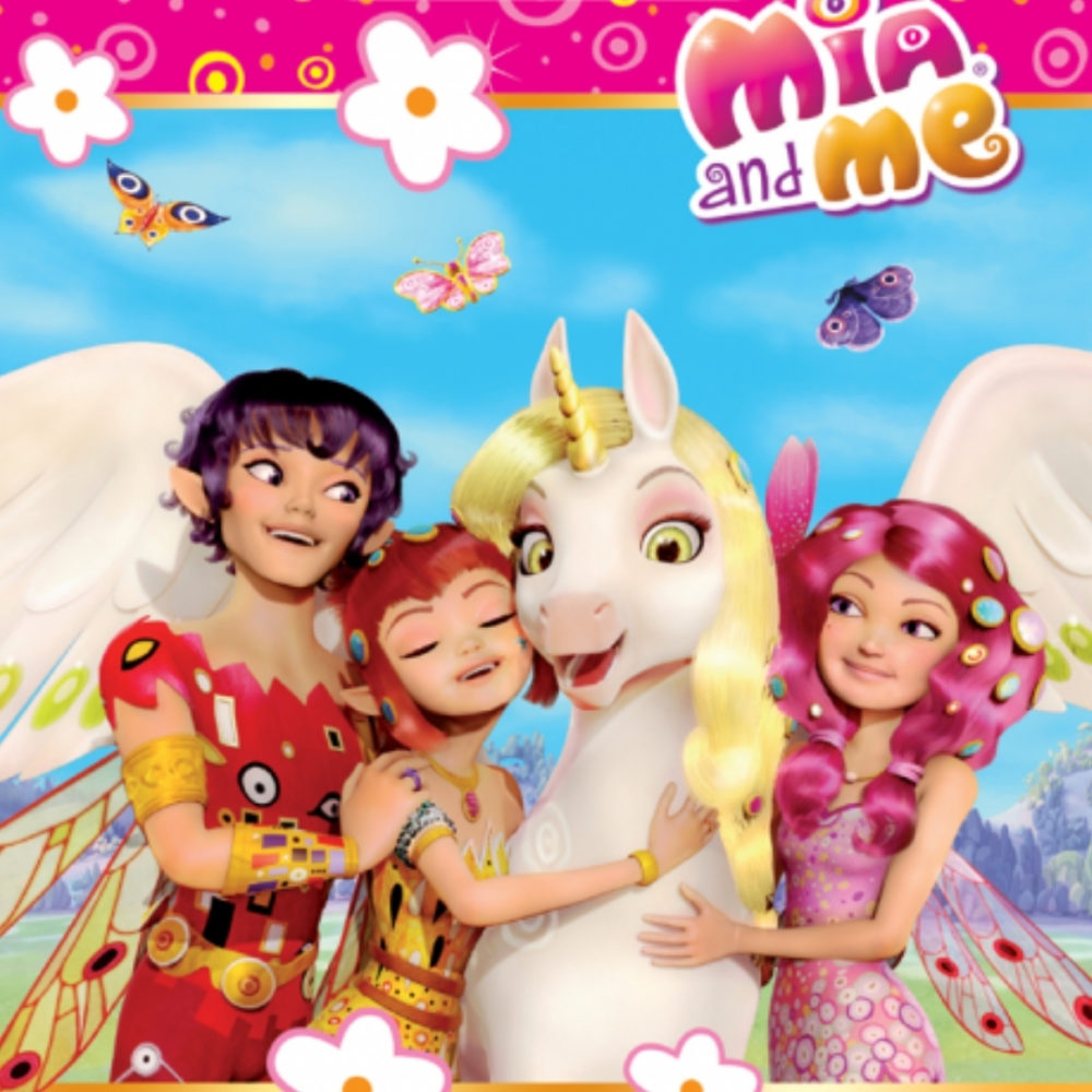 Mia and Me - Unicorn